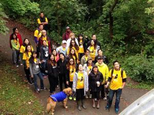 5K Walk 3