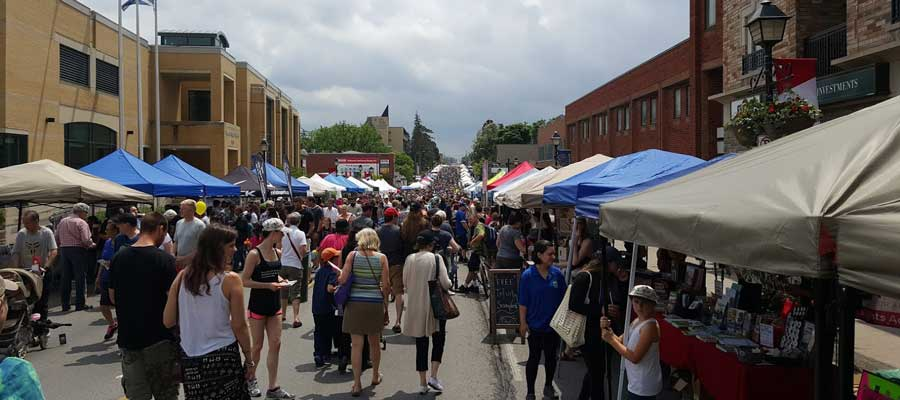 Aurora Street Festival2016