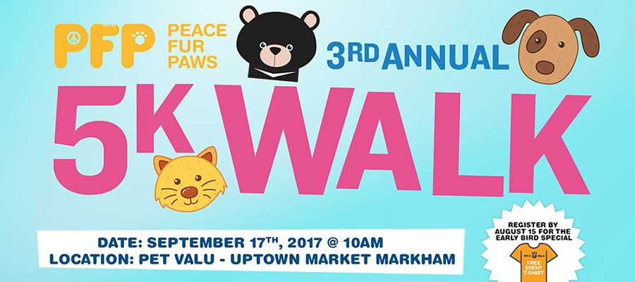 Register for the 3rd Annual 5K WalkNow!