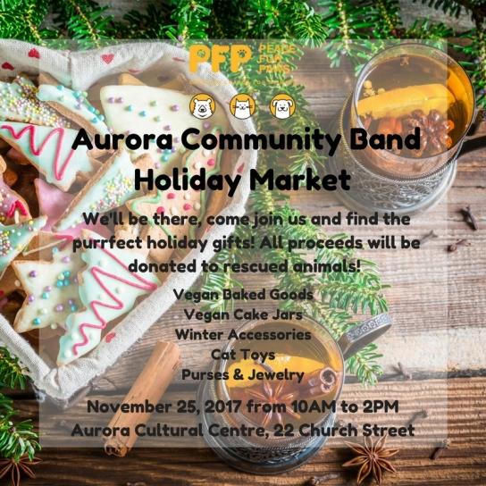 ACB Holiday Market