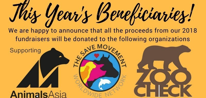 Announcing This Year'sBeneficiaries!